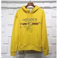 GC Coco Capitan Logo Sweatshirt Yellow
