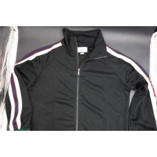 GC Technical Jersey Jacket Black