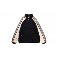 GC Technical Jersey Jacket Black White