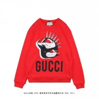 GC Manifesto Sweatshirt Red