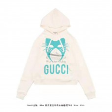GC Manifesto Hooded Sweatshirt White