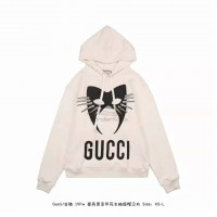 GC Manifesto Hooded Sweatshirt White Black