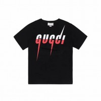 GC Blade Print T Shirt Black