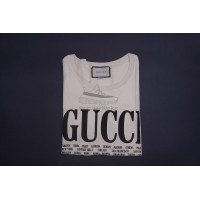 GC Cities Print Cotton Tee White