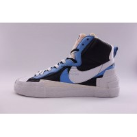 Nike Blazer Mid Sacai White Black Legend Blue