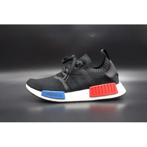 NMD R1 PK Core Black Lush Red