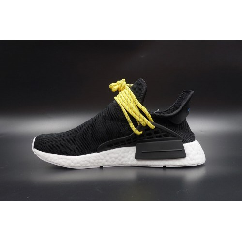 NMD Human Race Black