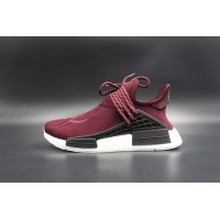NMD Human Race Friends and Family Burgundy