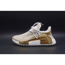 NMD Human Race Gold Happy