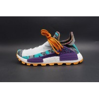 NMD Hu Pharrell Solar Pack Orange