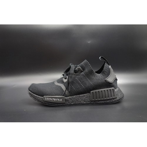 NMD R1 PK Japan Boost Triple Black