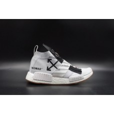 Off-White x Adidas Originals NMD City Sock