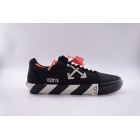 Off-White Vulc Low Black