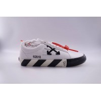 Off-White Vulc Low White