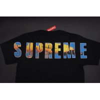Supreme Crash Tee Black