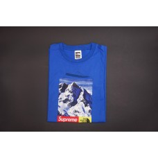 Supreme The North Face Mountain Tee Royal