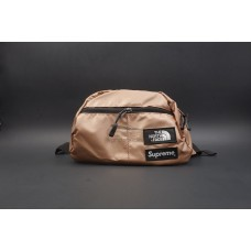 Supreme The North Face Metallic Waistbag Rose Gold