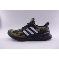 Ultra Boost 4.0 Bape Camo Green