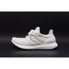 UltraBoost 4.0 Triple White