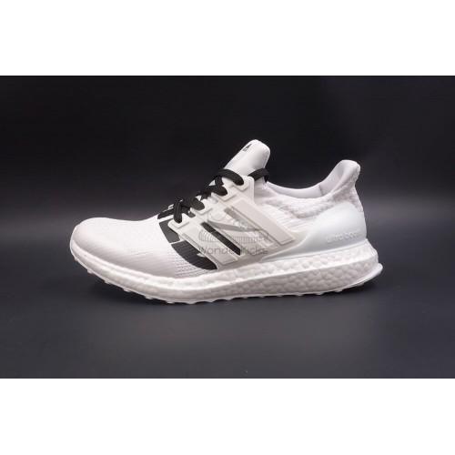 lowest price 93a82 59c71 Buy Best Quality UA Ultra Boost 1.0 UNDFTD White Running Shoes ...