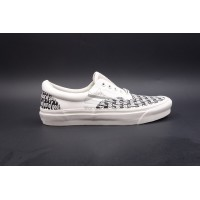 Vans ERA Fear Of God (FOG) White Black (New Update)