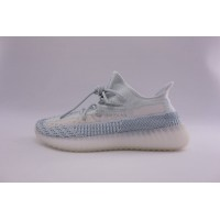 UA Yeezy Boost 350 V2 Cloud White Non Reflective