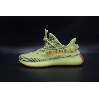 UA Yeezy Boost 350 V2 Semi Frozen Yellow