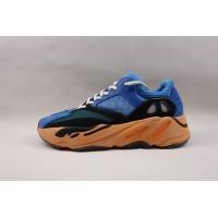 UA Yeezy Boost 700 Bright Blue