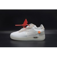 Nike Air Force 1 Low Off White Virgil (New Updated)
