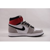 UA Air Jordan 1 Retro High Light Smoke Grey