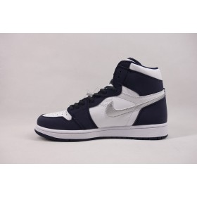 UA Air Jordan 1 Retro High Midnight Navy (2020)