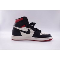 "UA Air Jordan 1 Retro High ""Not for Resale"" Varsity Red"
