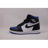 UA Air Jordan 1 Retro High Royal Toe