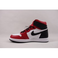 UA Air Jordan 1 Retro High Satin Snake Chicago