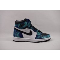UA Air Jordan 1 Retro High Tie Dye