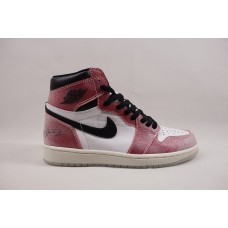 UA Air Jordan 1 Retro High Trophy Room Chicago