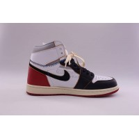 UA Air Jordan 1 Retro High Union Los Angeles Black Toe
