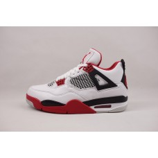UA Air Jordan 4 Retro Fire Red
