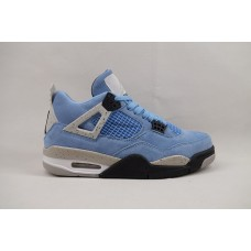 UA Air Jordan 4 Retro University Blue