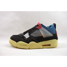 UA Air Jordan 4 Retro Union Off Noir
