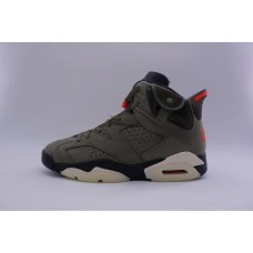 UA Air Jordan 6 Retro Travis Scott