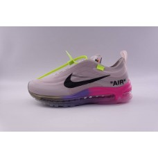"Air Max 97 Off-White Elemental Rose Serena ""Queen"" (New Update)"