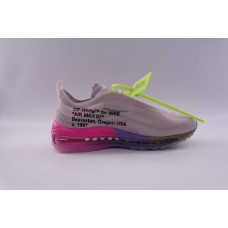 "UA Air Max 97 Off-White Elemental Rose Serena ""Queen"""