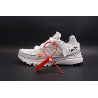 UA Air Presto Off White In White