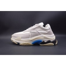 BC Triple S 2.0 White Blue