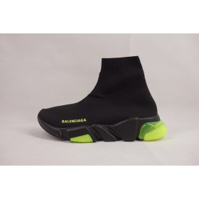 UA BC Speed Trainer Clear Sole Yellow Fluo