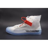 UA Converse Chuck Taylor All-Star Off White