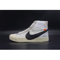 UA Nike Blazer Mid Off White Virgil
