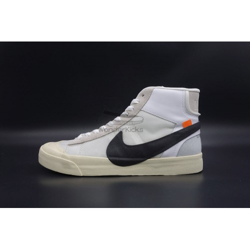 Nike Blazer Mid Off White Virgil (New Updated)