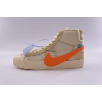 UA Nike Blazer Mid Off White All Hallow's Eve